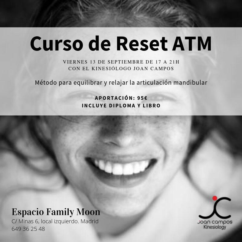 13 setiembre 2019-Reset ATM kinesiologia Madrid