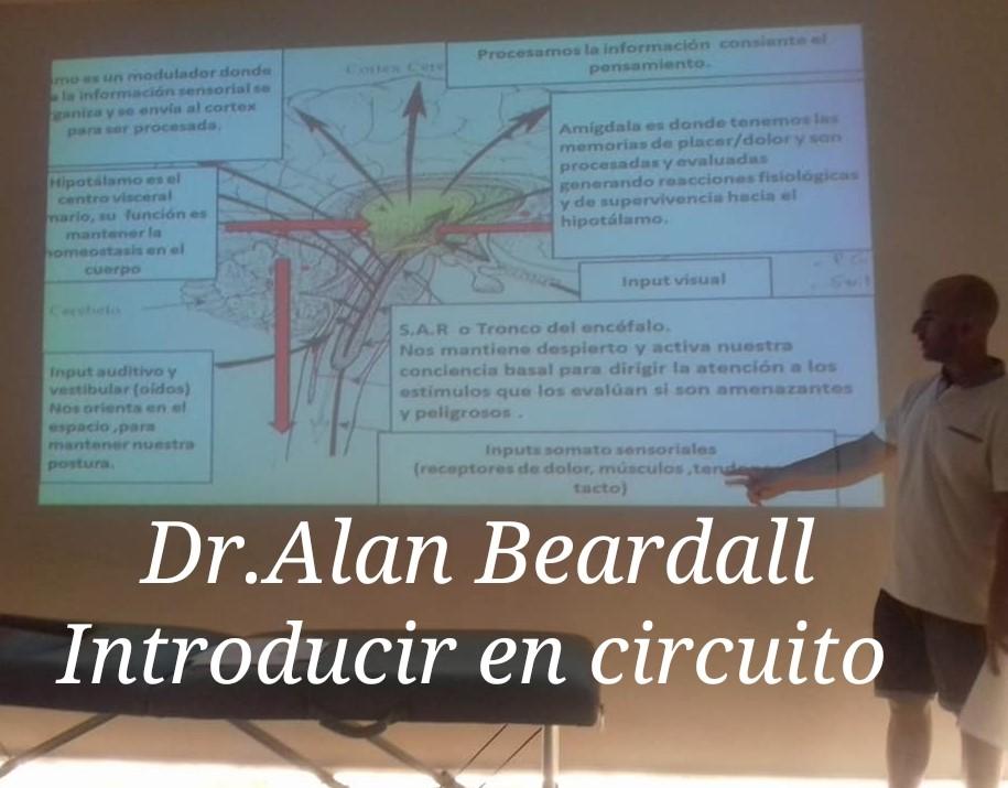 Dr Alan .Beardall y otra magnifica aportación suya la retención de circuito.